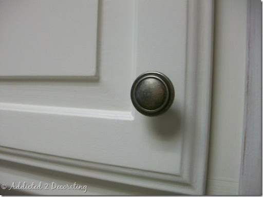 Change Your Cabinet Hardware From Pulls To Handles