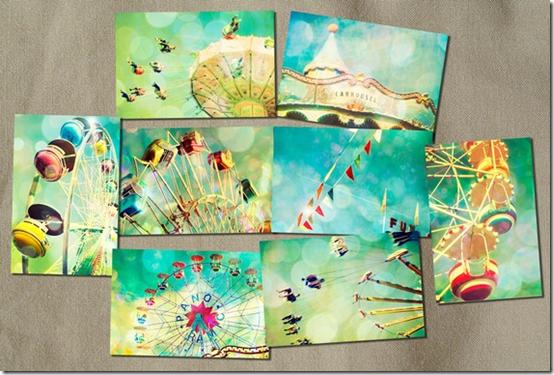 carnival prints from bomobob