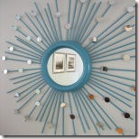sunburst mirror from diy dujour