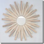 sunburst mirror from centsational girl