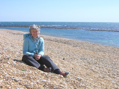 Sue at Ringstead