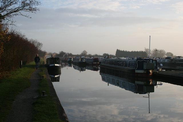 Nov 10 Barge holiday Middlewich 035