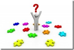 puzzle confused