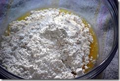 Add flour