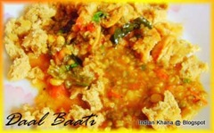 Daal bhati