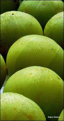 Gooseberry fresh