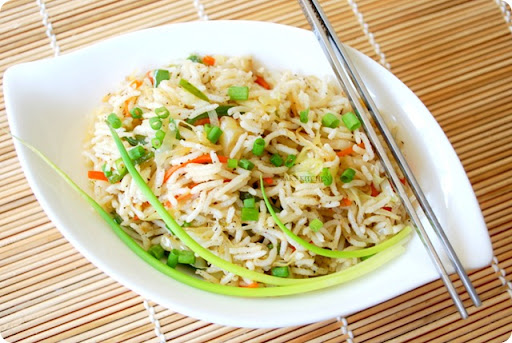 Wallpapers Veg Fried Rice Indian