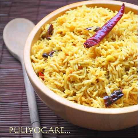 Puliyogare / Puliyodharai
