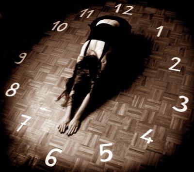 Choram as horas