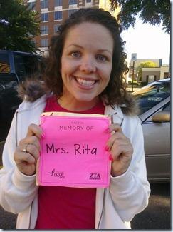 Mrs. Rita