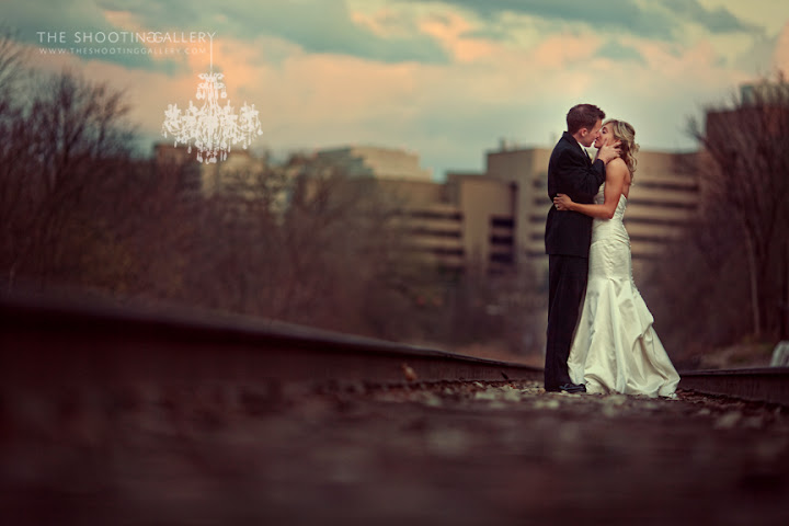 Wedding at the Gandy Dancer in Ann Arbor, MI