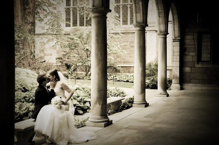 Law Quad wedding pictures from Amanda Williams