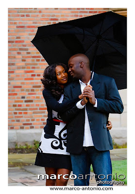 Nigerian wedding in Novi, MI planned by TwoFoot Creative