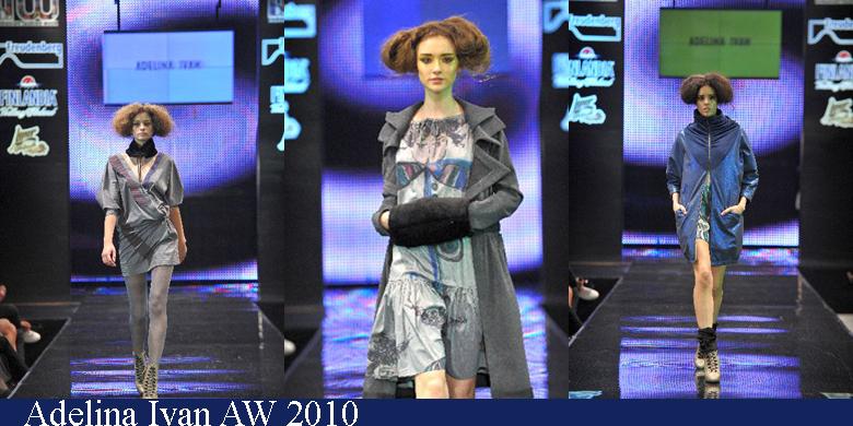 Adelina Ivan Toamna-Iarna 2010 Romanian Fashion Week Iasi