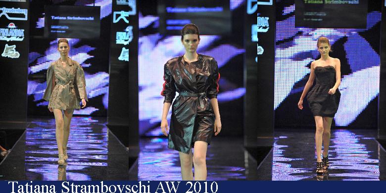 Tatiana Strambovschi Toamna-Iarna 2010 Romanian Fashion Week Iasi