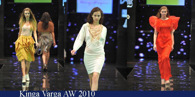Kinga Varga Toamna-Iarna 2010 Romanian Fashion Week Iasi