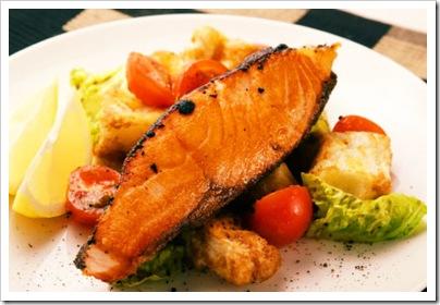 food-salmon-dinner