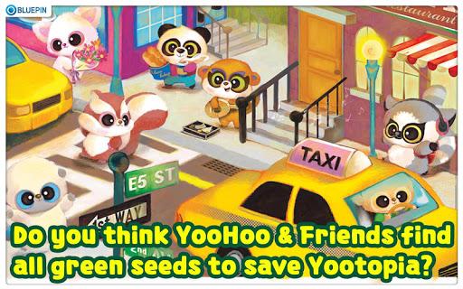 YooHoo & Friends - screenshot