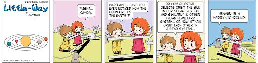 Little-Way-Webcomic-#00006: Merry-Go-Round