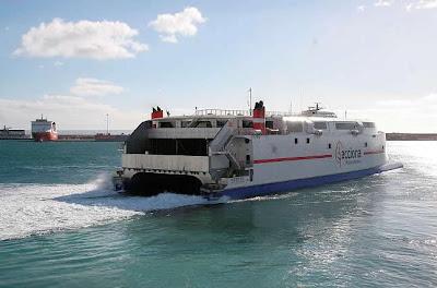 ferry de Acciona