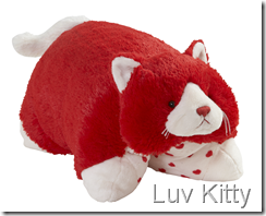 Pillow Pets - Valentine's Kitty_pet