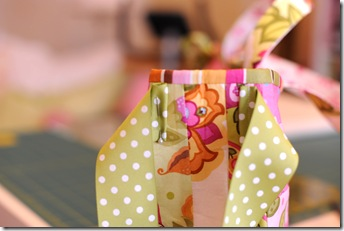 Carry Me Bag Ribbon