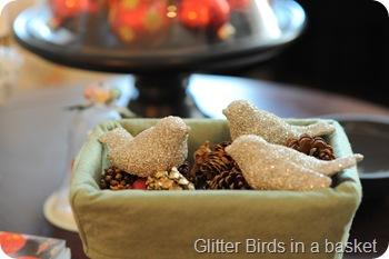 Glitter Birds