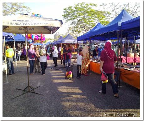 Carboot Shah Alam