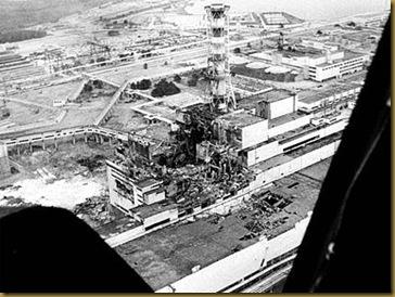 chernobyl taken 3 days after explosion