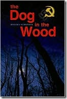 dog in the wood