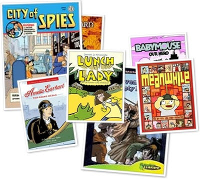 the influence of graphic novels on children John stangeland remembers his first comic book: comics' fantastic influence on us as the graphic novel began to emerge as one of the most.