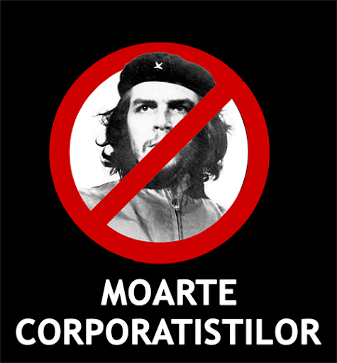 che guevara moarte corporatistilor