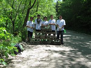 ecologizare piatra craiului 2009