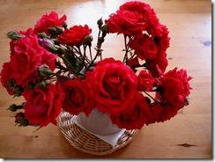 Bouquet  droses
