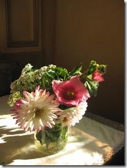 Bouquet église Lucenay