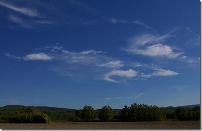 Ciel d'octobre Nesquières 1