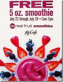 Mcdonalds-free-smoothie