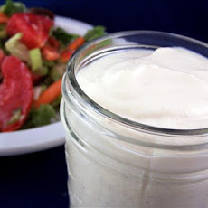 Garlic Parmesan Salad Dressing
