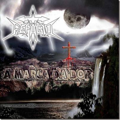 Refúgio Metal - A Marca da Dor [EP]