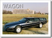 ASTON MARTIN LAGONDA STATION WAGON