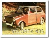 VELOREX 435