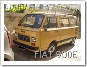 FIAT 900 E PANORAMA