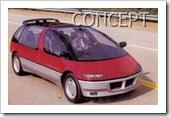 PONTIAC TRANS SPORT CONCEPT 1986