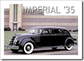 CHRYSLER IMPERIAL 1935
