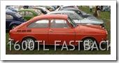 VW TYPE 3 1600 TL 1965