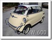 BMW 600 LIMOUSINE