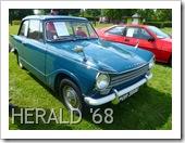 TRIUMPH HERALD '68