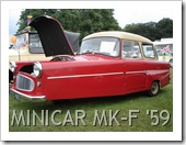 BOND MINICAR MK-F