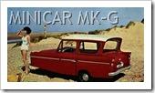 BOND MINICAR MK-G