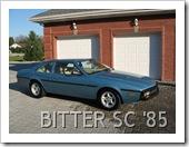 BITTER SC 1985